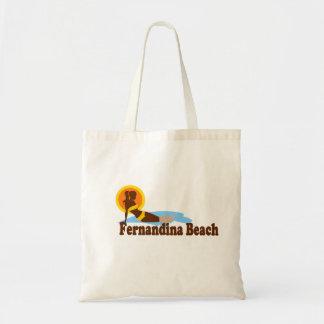 Playa de Fernandina Bolsa Lienzo