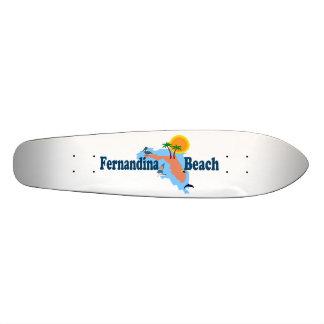 Playa de Fernandina Monopatines