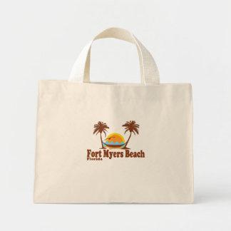 Playa de fuerte Myers Bolsa Tela Pequeña
