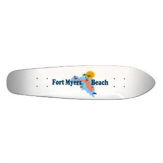 Playa de fuerte Myers Patines Personalizados