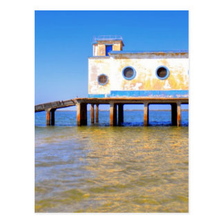 Playa de Fuseta Postal