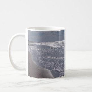 Playa de Greenwich en la taza de café de PEI