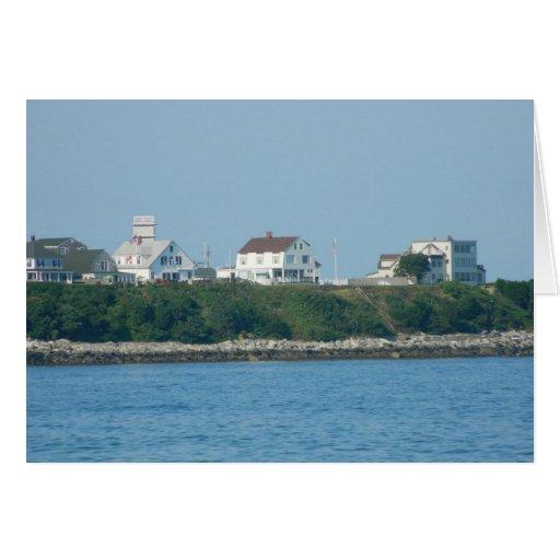 Playa de Hampton - casas de playa Felicitación