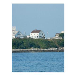 Playa de Hampton - casas de playa Postal