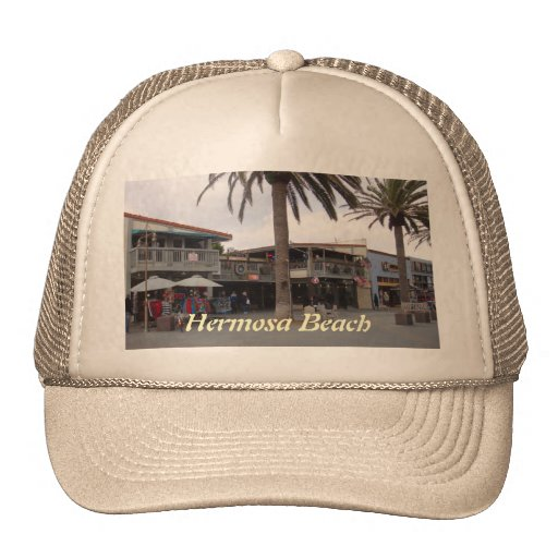 Playa de Hermosa, California Gorros
