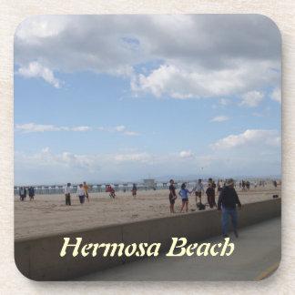 Playa de Hermosa, California Posavasos