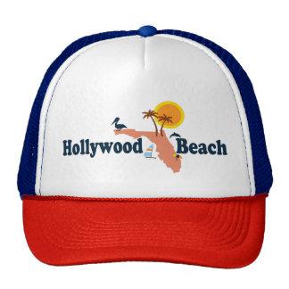 Playa de Hollywood Gorra