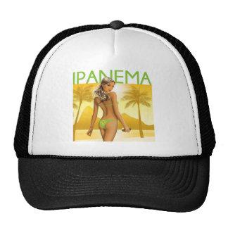 Playa de Ipanema Gorros Bordados
