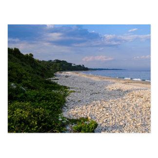 Playa de Isabel - isla de los pescadores, NY Postales
