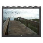 Playa de Jacksonville, la Florida - calendario
