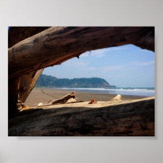 Playa de Jaco, Costa Rica Póster