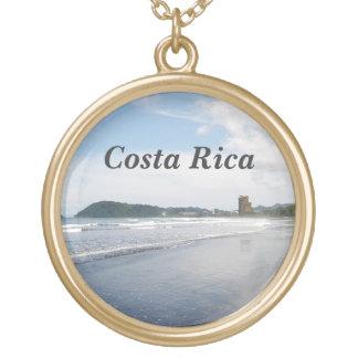Playa de Jaco en Costa Rica Pendientes Personalizados