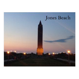Playa de Jones Tarjetas Postales