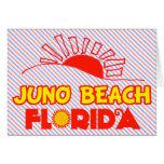 Playa de Juno, la Florida Felicitaciones