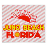 Playa de Juno, la Florida Impresiones