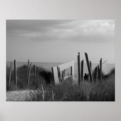 Playa de Juno Póster