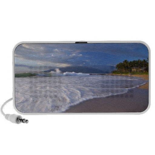Playa de Kihei, Maui, Hawaii, los E.E.U.U. Altavoz De Viajar