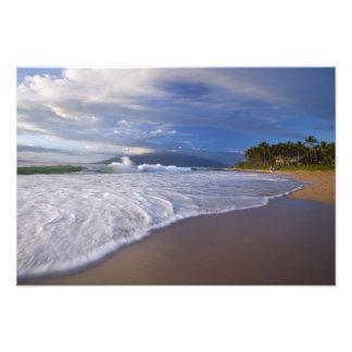 Playa de Kihei, Maui, Hawaii, los E.E.U.U. Arte Con Fotos