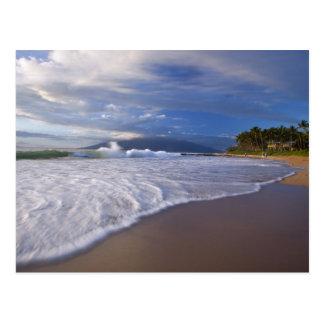 Playa de Kihei, Maui, Hawaii, los E.E.U.U. Postal