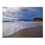 Playa de Kihei, Maui, Hawaii, los E.E.U.U. Tarjetas Postales