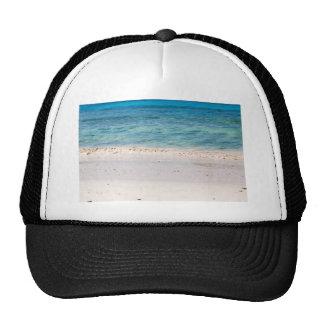 Playa de la arena de Similan y mar blancos de las Gorras