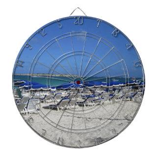 Playa de la bahía de Oriente Tabla Dardos