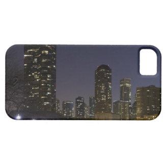 Playa de la calle de Ohio en Chicago céntrica en Funda Para iPhone 5 Barely There