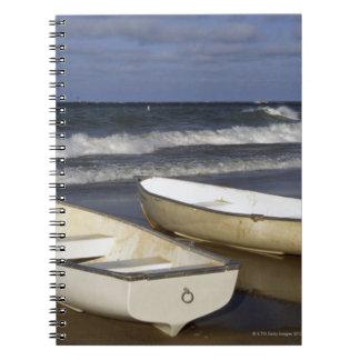 Playa de la calle del roble, playa, a orillas del  libro de apuntes