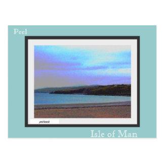 Playa de la cáscara… tarjeta postal
