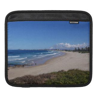 Playa de la ciudad, Wollongong, Australia Mangas De iPad
