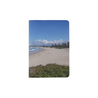 Playa de la ciudad, Wollongong - tenedor del Porta Pasaporte