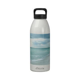 Playa de la Florida Botella De Agua Reutilizable