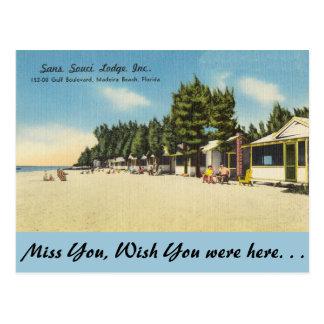 Playa de la Florida, Madeira, Sans Souci Lodge Postales