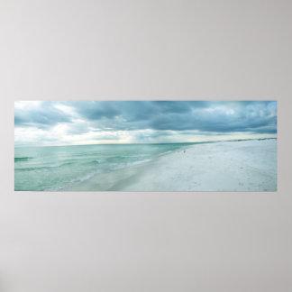 Playa de la Florida Póster