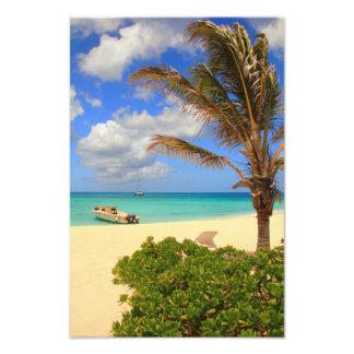 Playa de la isla fotografía