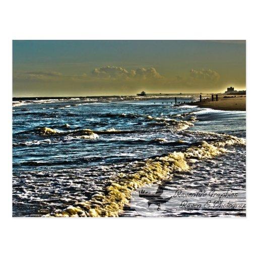 Playa de la locura, SC Tarjetas Postales