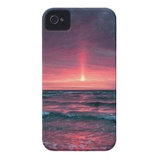 Playa de la mañana iPhone 4 cobertura