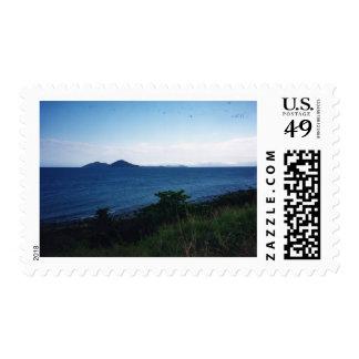 Playa de la misión sello