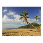 Playa de la misión tarjetas postales
