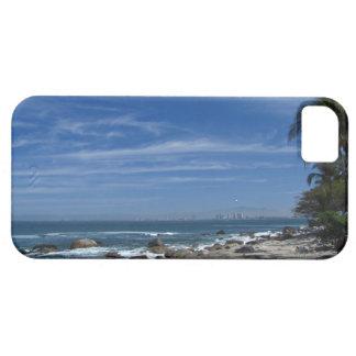 Playa de la palmera funda para iPhone 5 barely there