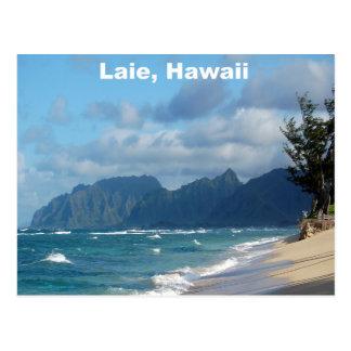 Playa de Laie en Hawaii Postales