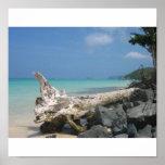 Playa de Lanikai Posters