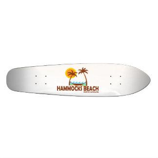 Playa de las hamacas patines personalizados