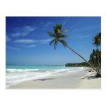 Playa de las Islas Caimán Postales