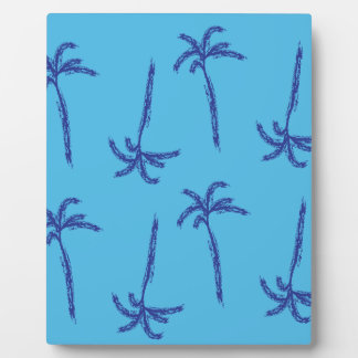 Playa de las palmas placa