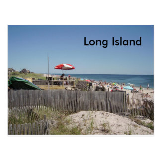 Playa de Long Island Postal