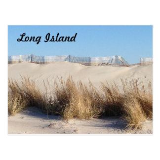 Playa de Long Island Tarjetas Postales