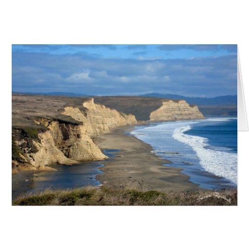 Playa de los Drakes Tarjeton