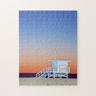 Playa de los E.E.U.U., California, Los Ángeles, Puzzle