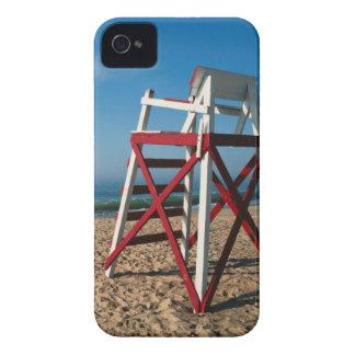 Playa de los E.E.U.U., Rhode Island, Charleston, Case-Mate iPhone 4 Funda